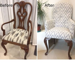 Old Chair Transformation