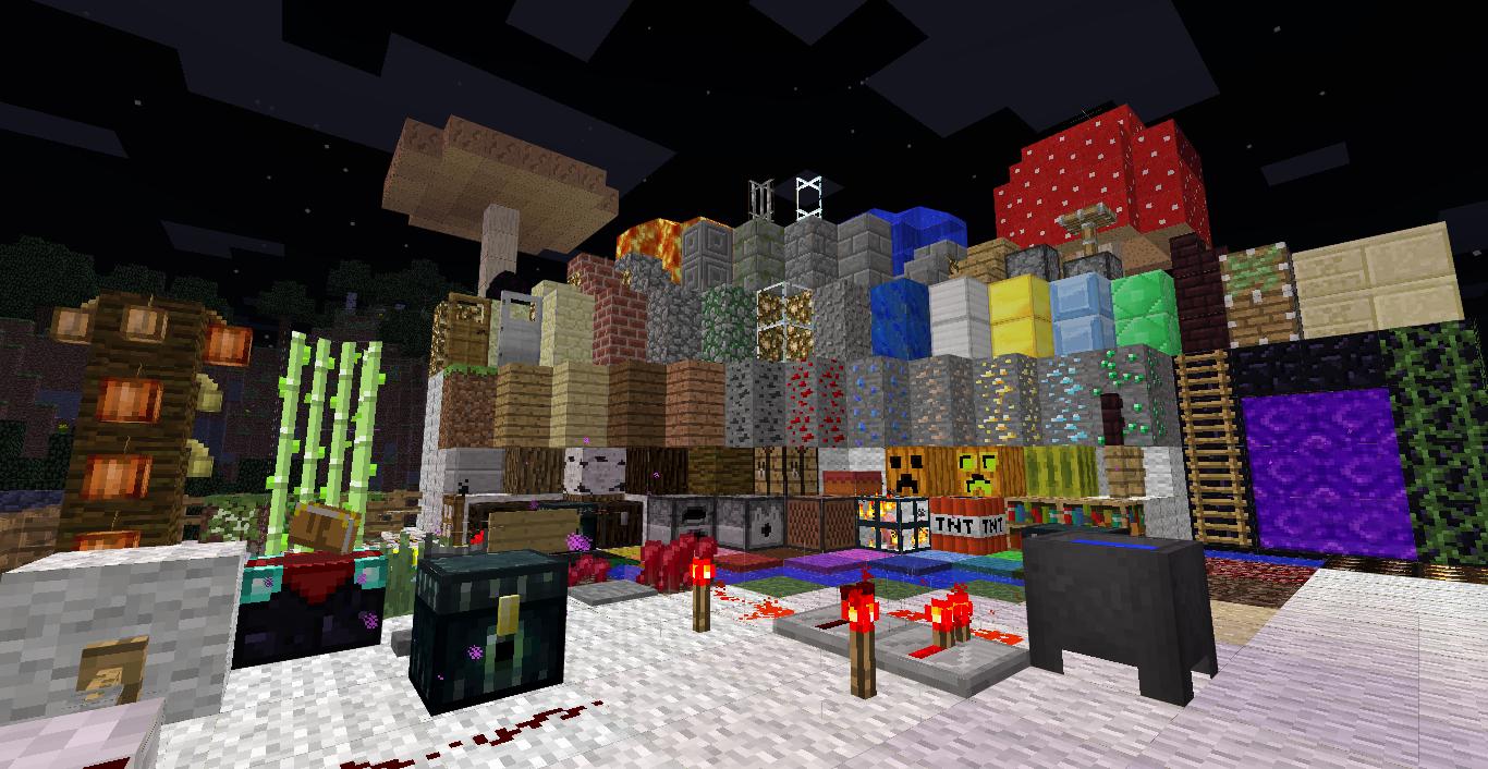 mine blockes