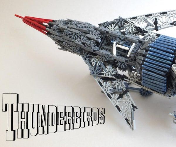 K'NEX Thunderbird 1