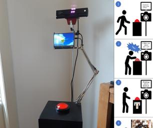 RoboPhoto - a Mosaic Generator for the Public