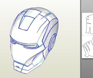 How to Turn 3d Models Into Paper Models