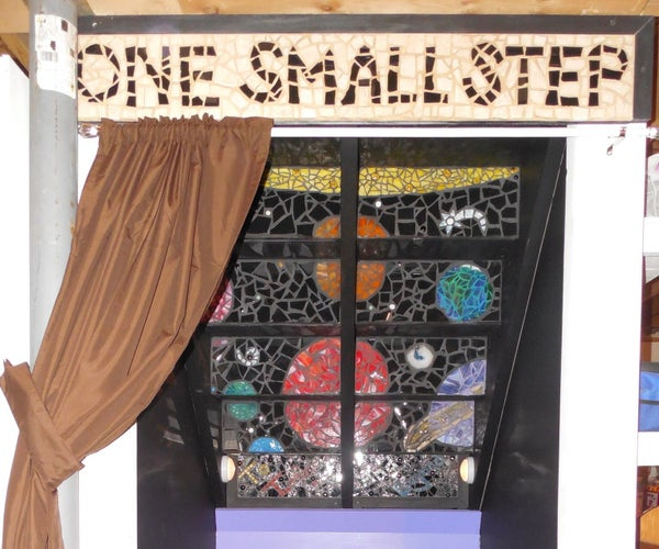 Transform a Small Space Using Mosaics (Part 2 of Mosaic Space)