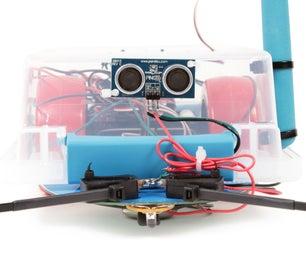Telepresence Robot: Distance Sensor