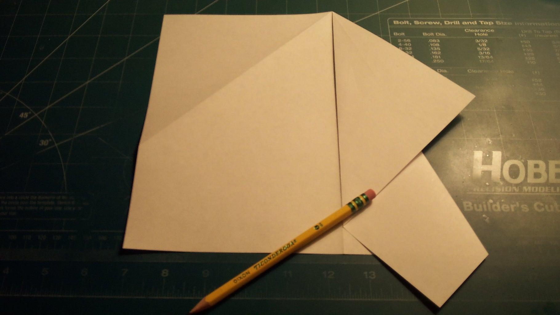 Width and Canard Folding