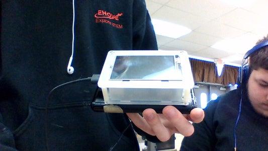Portable Handheld Retropie