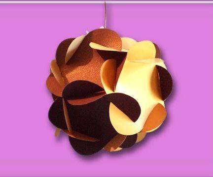 DIY: 3D Paper Ball