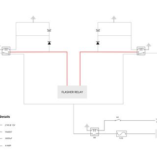 Led Switchback Circuit