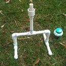 Awesome Water bottle rocket launcher
