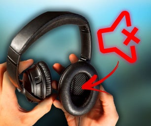 Easy Guide to REPAIR Broken BOSE QC25 Headphones - NO SOUND From One Ear