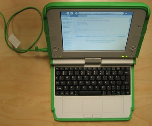 Finishing the Job: Installing a USB Keyboard Into an OLPC XO Laptop, Phase II