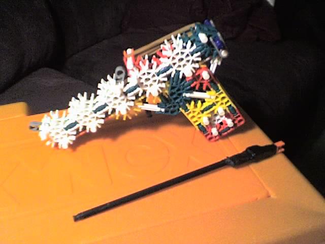K'NEX Handgun / Pistol