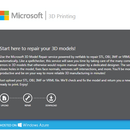 Fix your STL files with Microsoft Model Repair Service (free!)
