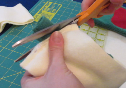 Sew Cuff Together