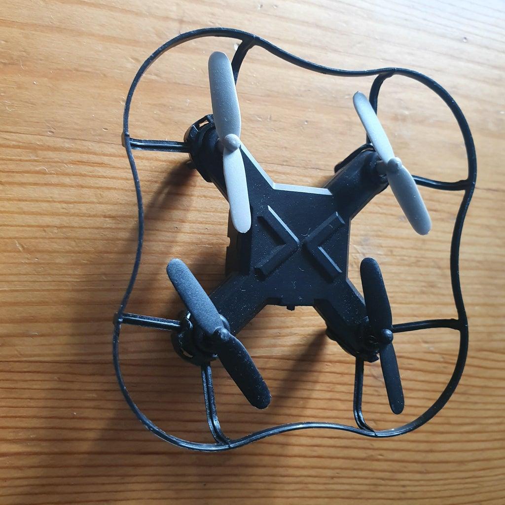 Mini Drone to Mini Electrical Generator