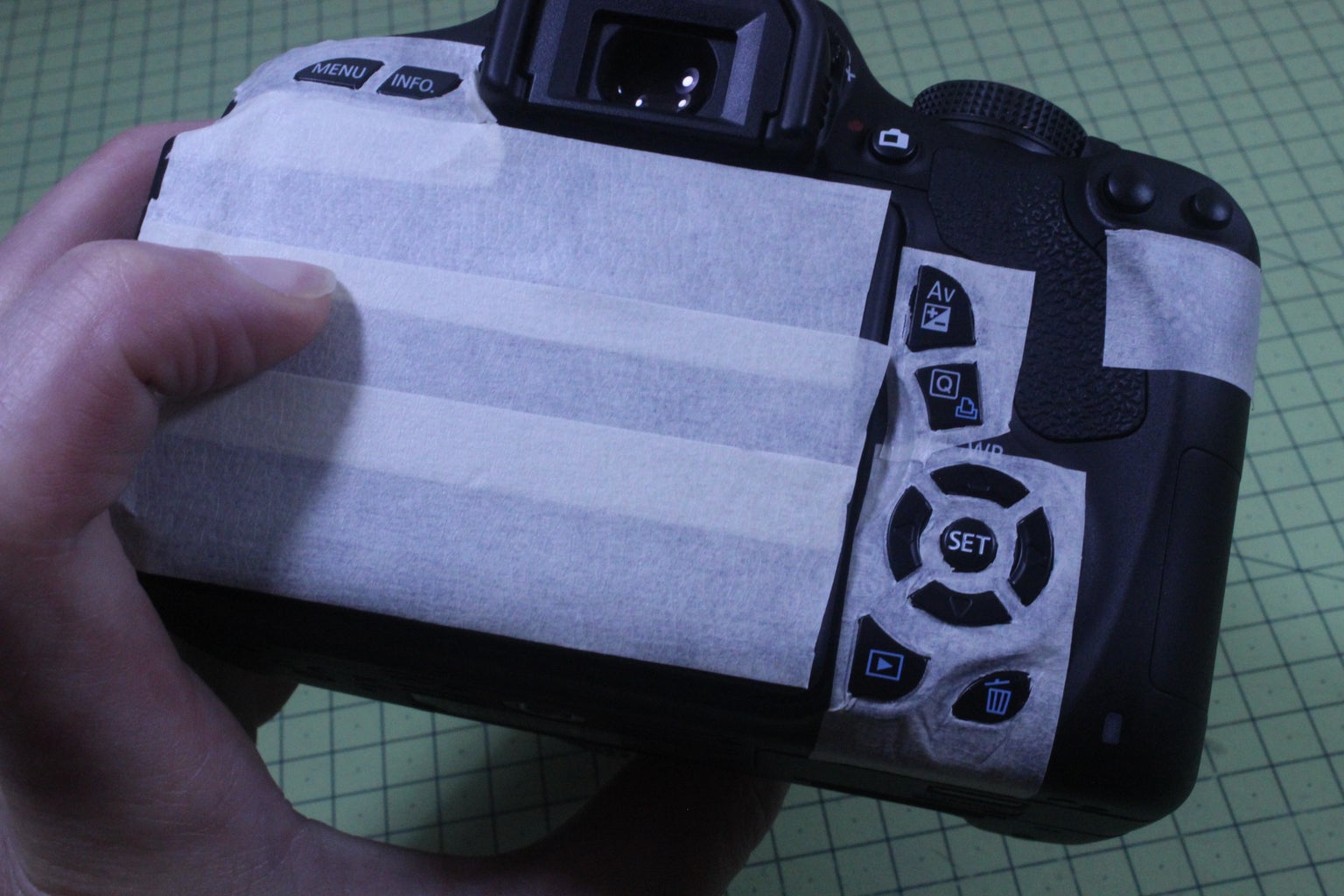 Masking-Out [Optional, But a Good Skill to Learn]