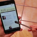 Easy, Inexpensive AND Accessible Stylus