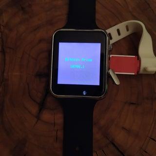 Lilygo T-Watch 2020 Arduino Framework