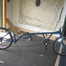 The Four-Year Plan: a Long-Wheelbase Recumbent Bicycle