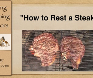 How to Rest a Steak | Easy Grilling Tips