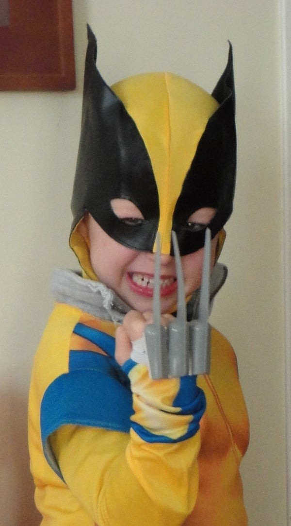 Wolverine Claws on the Cheap