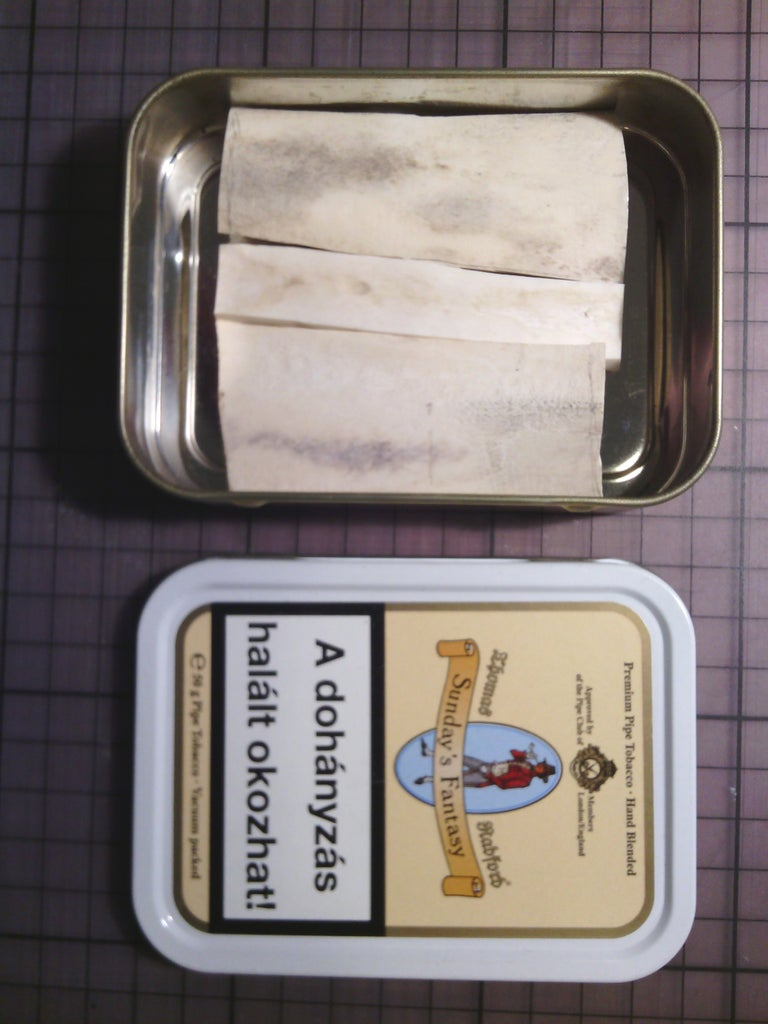 The Bone and Supplies