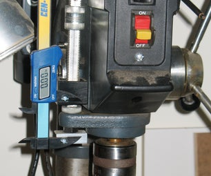 Accurized Craftsman Drill-Press