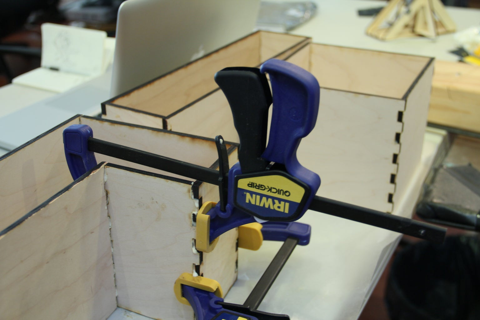 Gluing Pieces Together