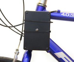 Bicycle North Indicator