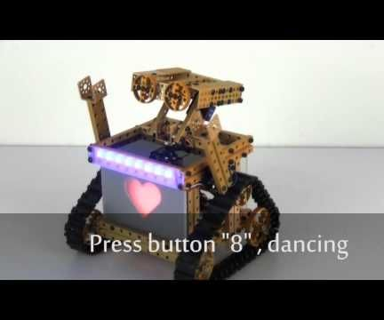 How to build a vibrant Walle ?