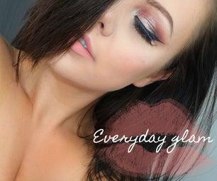 Glam Everyday Makeup