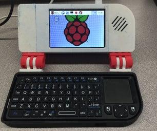 Raspberry Pi Laptop DIY