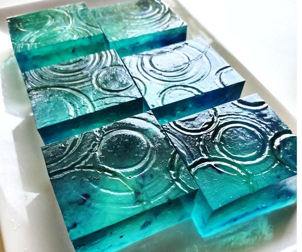 Water Ripple Agar Jelly