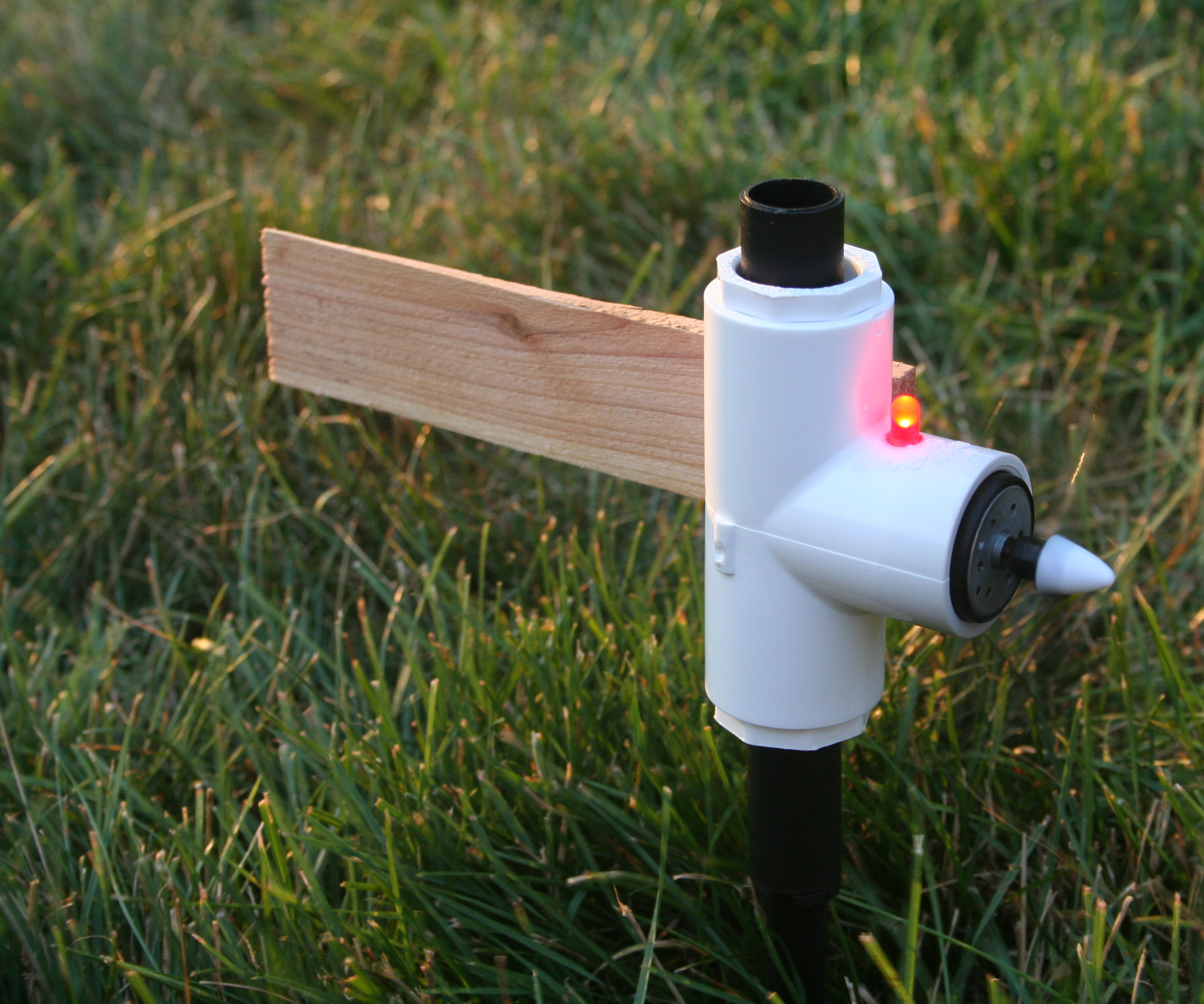 Inexpensive Mini Turbine