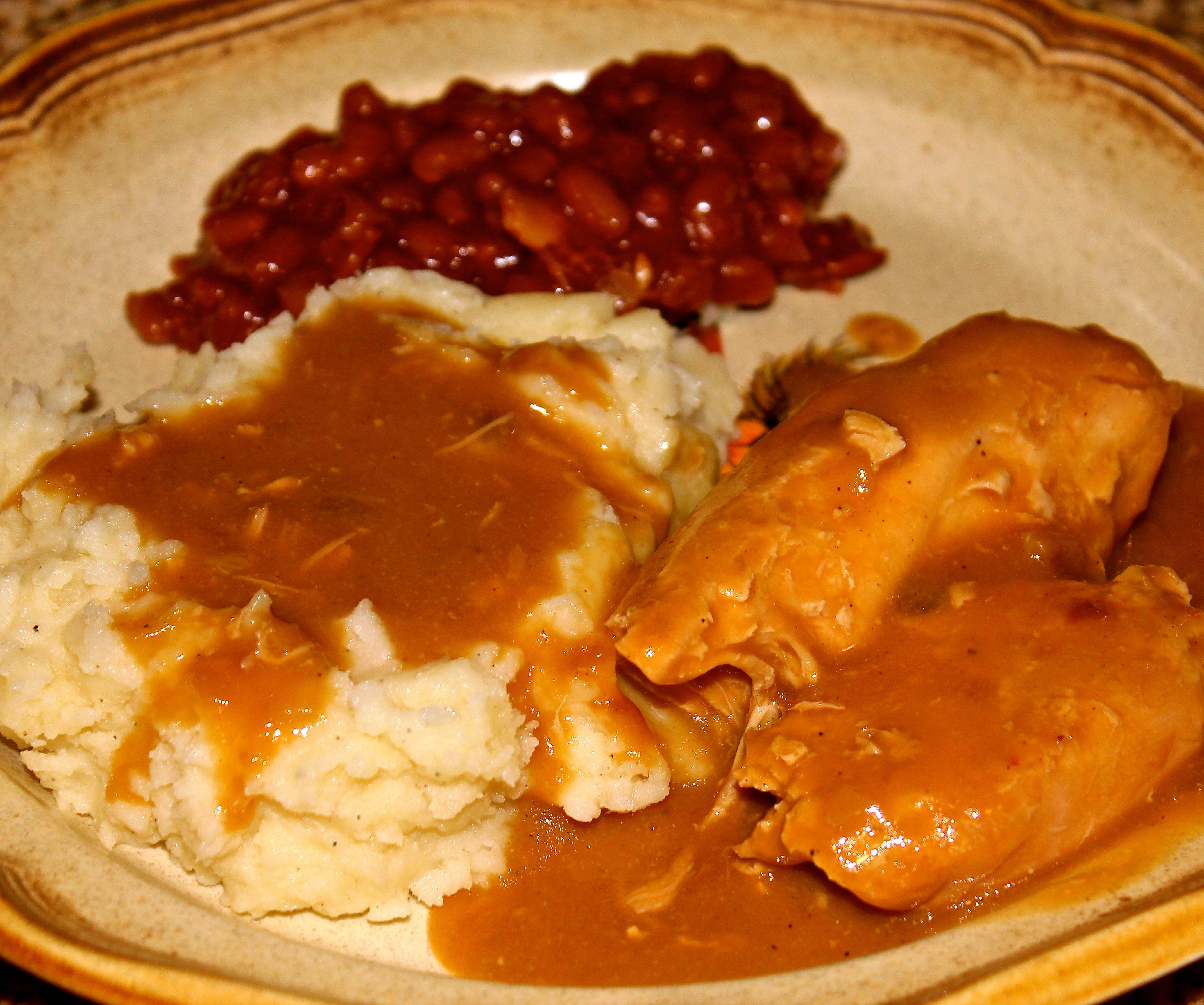 SCRUMPTIOUS EASY,EFFORTLESS CHICKEN DINNER