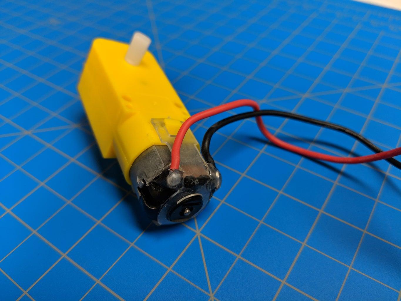 Building the Quick Connect Motors