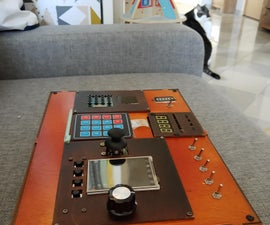 Kid's Control Panel With Arduino(s)