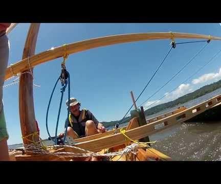 Building an Outrigger Sailing Canoe