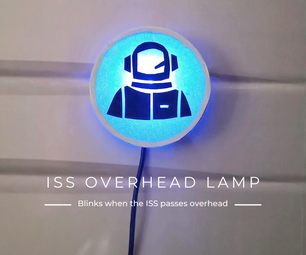 Space Station Overhead Indicator