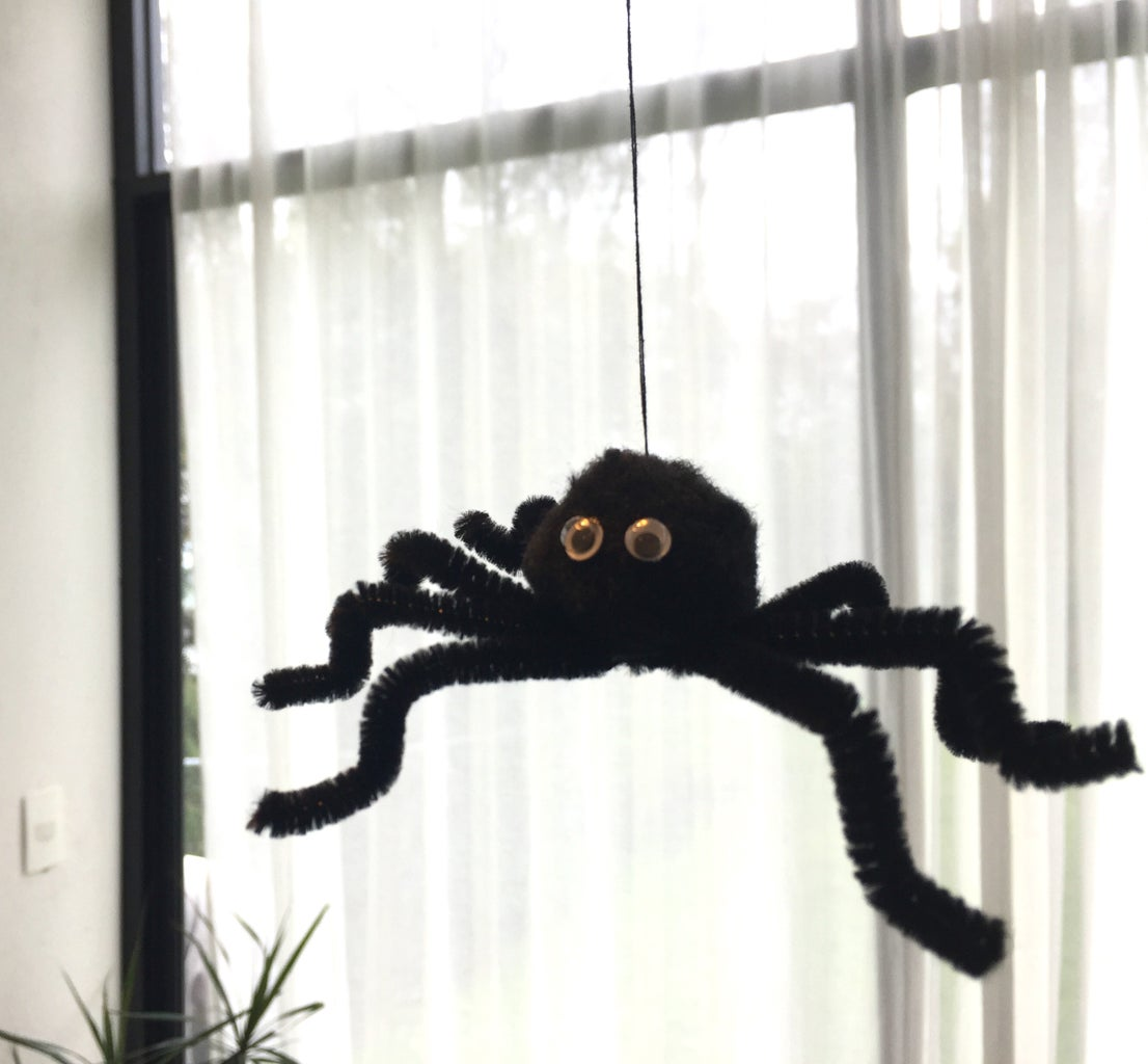 Funky Spiders
