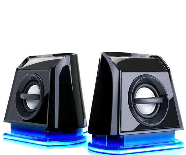 Add a Cool Features to USB Speaker