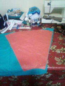 Cutting the Fabric! and What You Need!