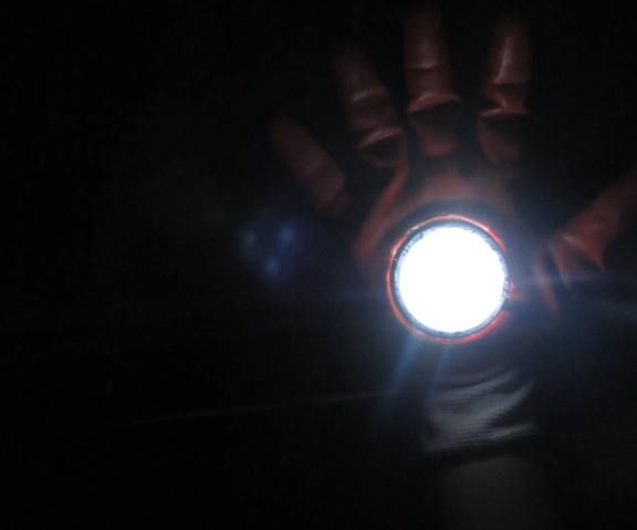 Easy Iron Man repulsor