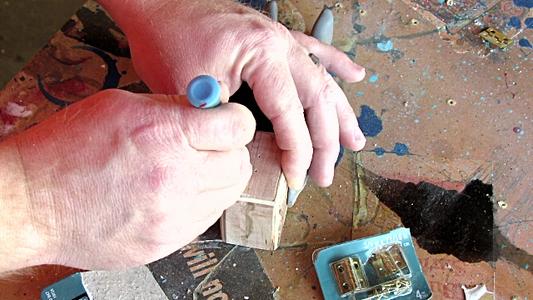 Adding Hinges, & Magnets