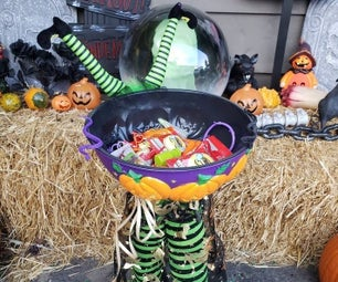 Witches Candy Bowl