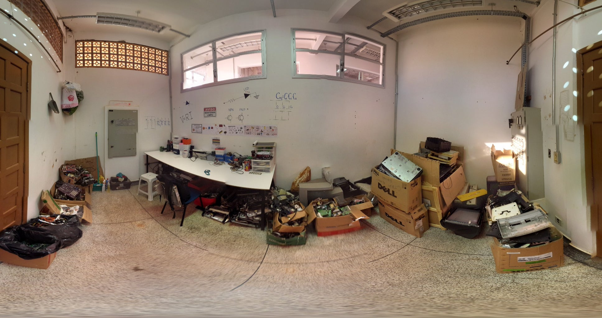 Electronic Waste Project.