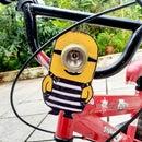DIY Minion Kids Cycle Head Lamp