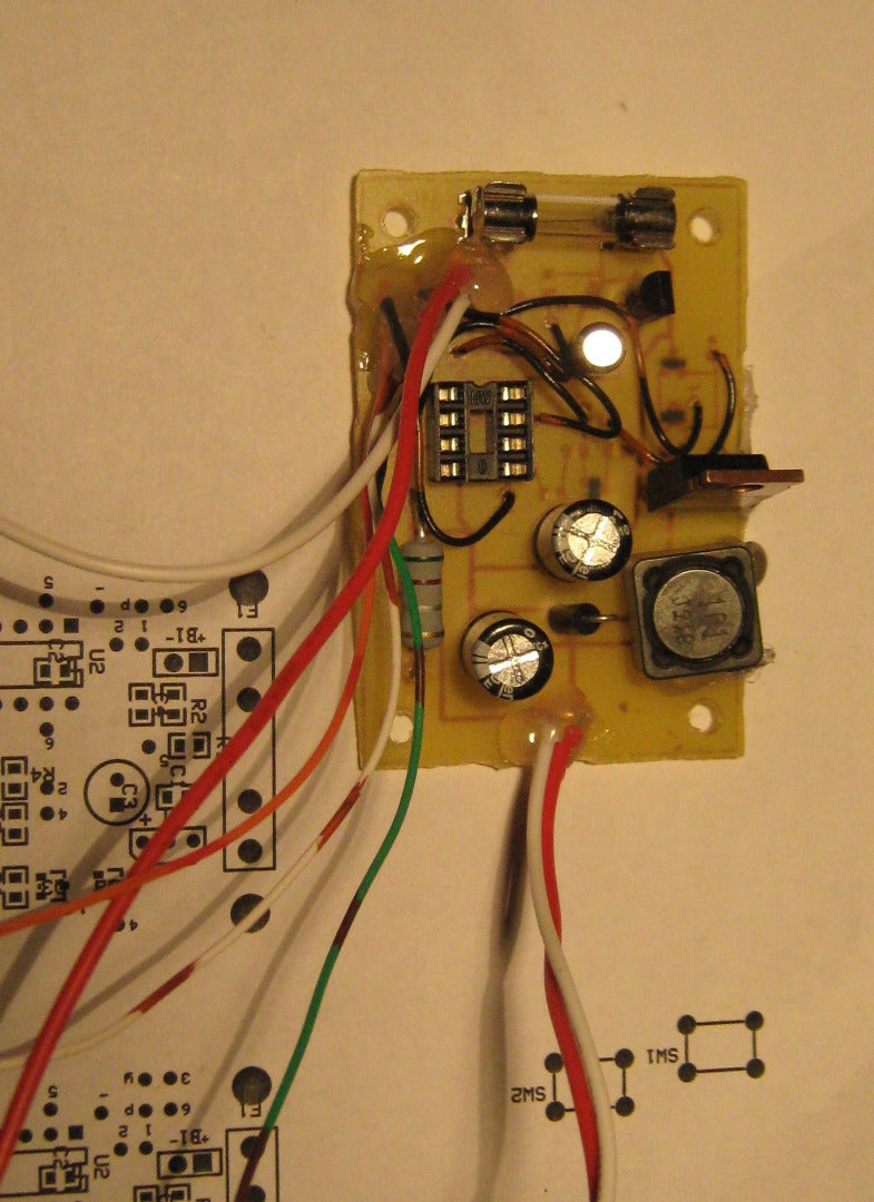 Solder the Circuit Board