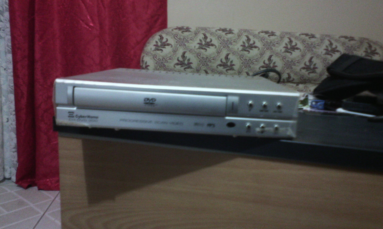 old dvd / soldering station