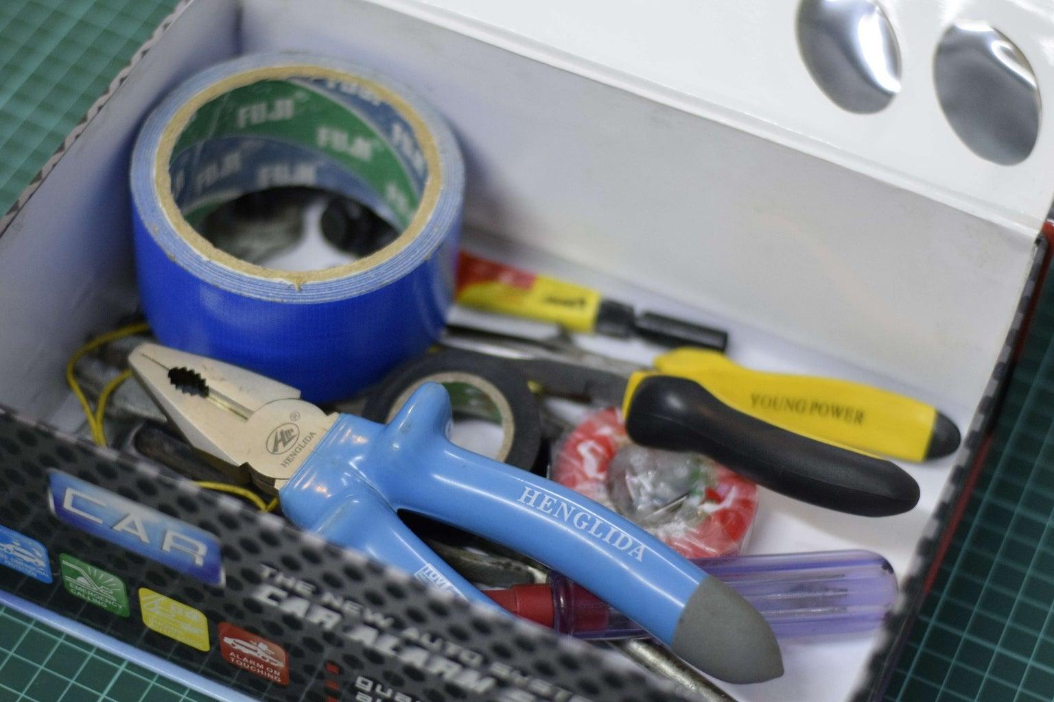 Tools Kit - Intro