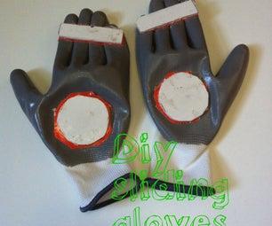 How to Make Diy Sliding Gloves for Longboarding